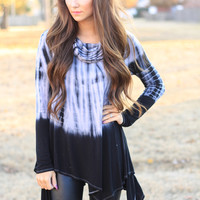 Moonlight Tie Dye Tunic