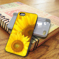 Flowers Sunflowers   For iPhone 5/5S Cases   Free Shipping   AH1115