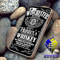 Winchester and Sons Sam and Dean Supernatural TransCase45 Design For iPhone Case Samsung Galaxy Case Ipad Case Ipod Case