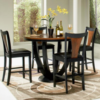 Boyer Collection Counter Height Table by Coaster