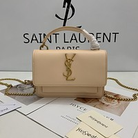 ysl newest popular women leather handbag tote crossbody shoulder bag satchel 49