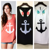 ***Preorder***Anchor Tank with Bow