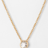Urban Outfitters - Teeny Tiny Stone Necklace