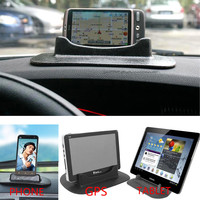 Car Universal Silicon Anti Slip Pad Holder Mount for Mobile Phone Tablet GPS
