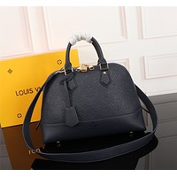 LV Fashion Women Shopping Bag Leather Handbag Shoulder Bag Satchel Crossbody