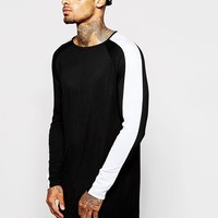 Underated Longline Long Sleeve T-Shirt