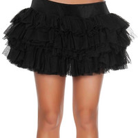 Multi-Layered Frill Tutu