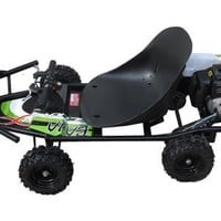 Baja Kart 49cc Black/Green