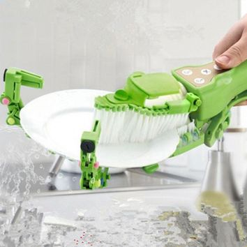 Hero V3™ - Ultimate Handheld Automatic Dish Scrubber