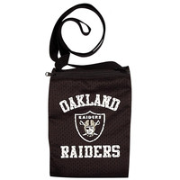 Oakland Raiders NFL Game Day Pouch