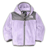The North Face Girls Infant Bloom Purple Oso Hoodie Jacket 6-12-18-24 Months NWT