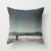It Beckons Throw Pillow by Soaring Anchor Designs | Society6