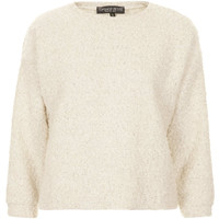 Petite Fluffy Sweat - New In This Week - New In - Topshop