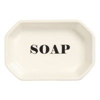 H&M - Ceramic Soap Dish - White