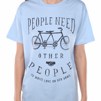 To Write Love on Her Arms Official Online Store - Other People Shirt