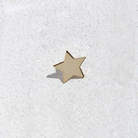 These Are Things Gold Star Pin | Urban Outfitters