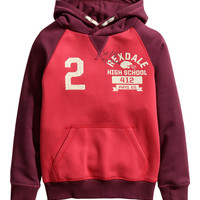 H&M - Hooded Top