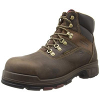 Wolverine Mens Cabor Leather Composite Toe Work, Industrial Boots