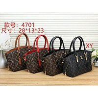 Louis Vuitton Lv Handbags All Handbags Flower Zipped Tote 4 Colors #2663