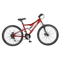 Victory Jackpot 2.0 Mountain Bike - Adult (Red)