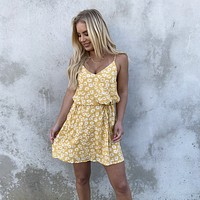 Pick Me Up Floral Summer Dress