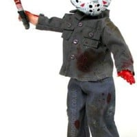 LMFONIS Living Dead Dolls Jason Voorhees Doll Comic Con Exclusive