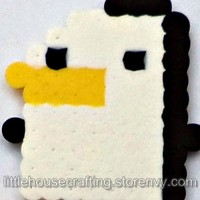 Gunter Perler (Adventure Time) from Little House of Crafting