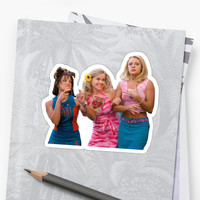 'Legally Blonde Squad' Sticker by charlo19
