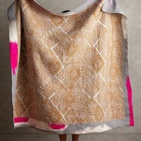 Hand-Felted Lhasa Throw by Anthropologie