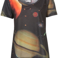 Cosmic Tee By Tee And Cake - Jersey Tops  - Apparel