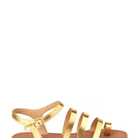 FOREVER 21 Favorite Strappy Sandals