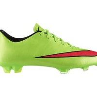 Nike Mercurial Victory V Men's Firm-Ground Soccer Cleats - Electric Green