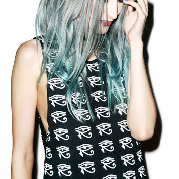 Black Scale Sinister Tank Top