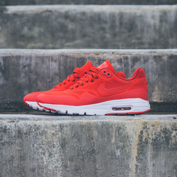 WMNS Nike Air Max 1 Ultra Moire - University Red/White