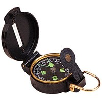 Stansport Lensatic Compass, Black Case - Walmart.com