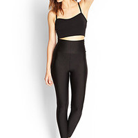 Simmering High Waisted Leggings