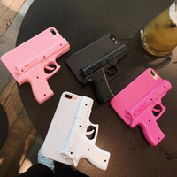 Gun Shaped Iphone Case