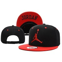 Perfect Jordan Women Men Embroidery Leisure Sports Sunhat Baseball Cap Hat