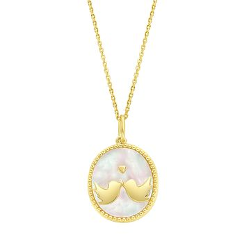 Mother Of Pearl A Love Like No Other Pendant