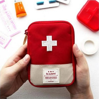 Outdoor Travel Portable Mini Kit Portable Small First-Aid Kit #Chuang Chao Info. Tech. Ltd.#