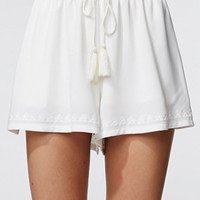 Kendall & Kylie Printed Flutter Shorts at PacSun.com