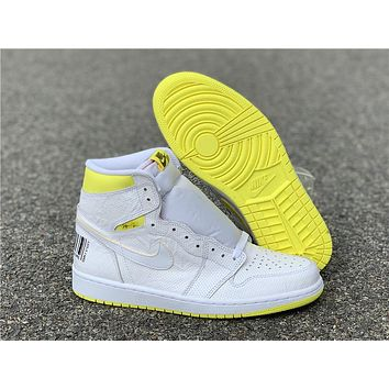 "Air Jordan 1 ""First Class Flight"" 555088-170"