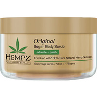Original Herbal Sugar Body Scrub