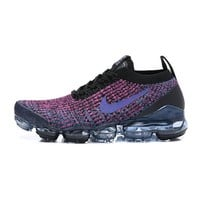 Nike Air VaporMax Flyknit 2019 3.0 Black Multi Purple - Best Deal Online
