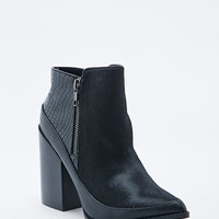 Out From Under Princess Pony Point Boots in Black - Urban Outfitters