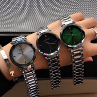 Dior Women Fashion Trend Quartz Movement Wristwatch Watch