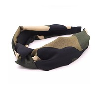 Camo Knot Headbands