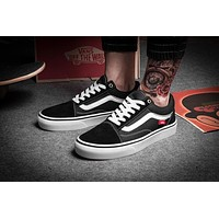 Originals Vans OLD SKOOL PRO Classic Black White Sneaker Casual Shoes
