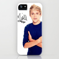 Niall Horan One Direction iPhone Case by Toni Miller | Society6