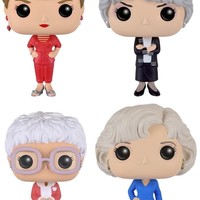 The Golden Girls Funko Pop! Television Toys